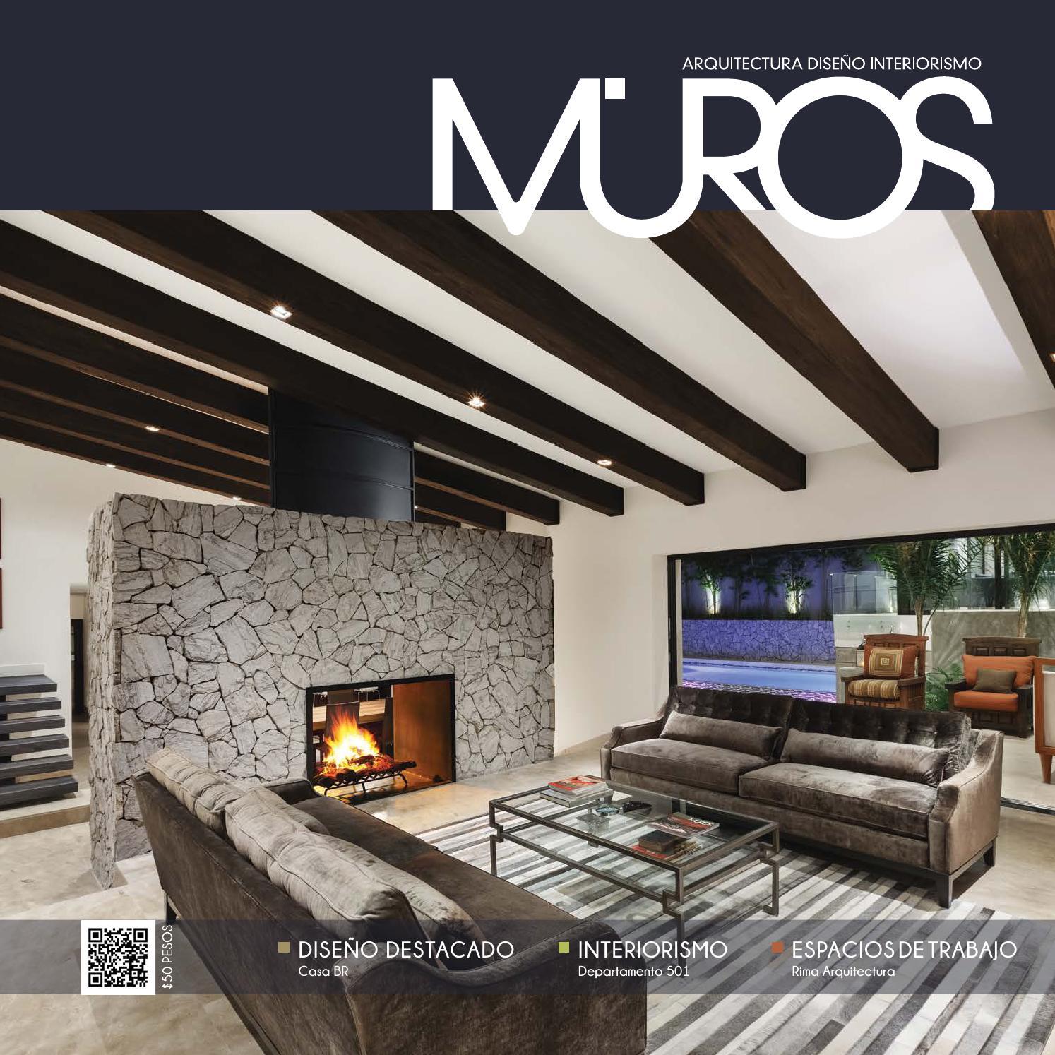 Edici n 14 revista muros arquitectura dise o for Casa y jardin revista pdf