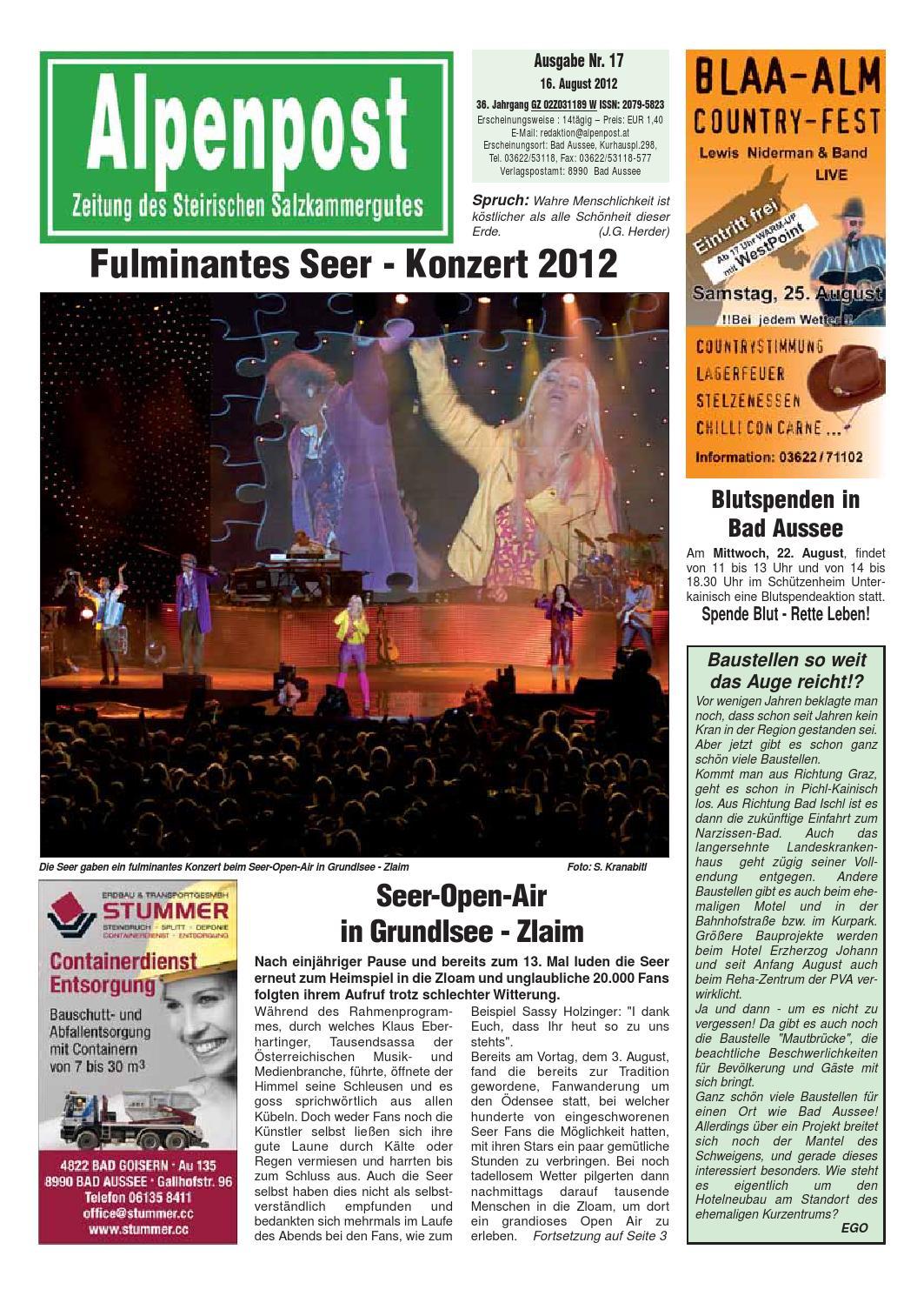 Alpenpost 17 2010 by Alpenpost Redaktion - issuu