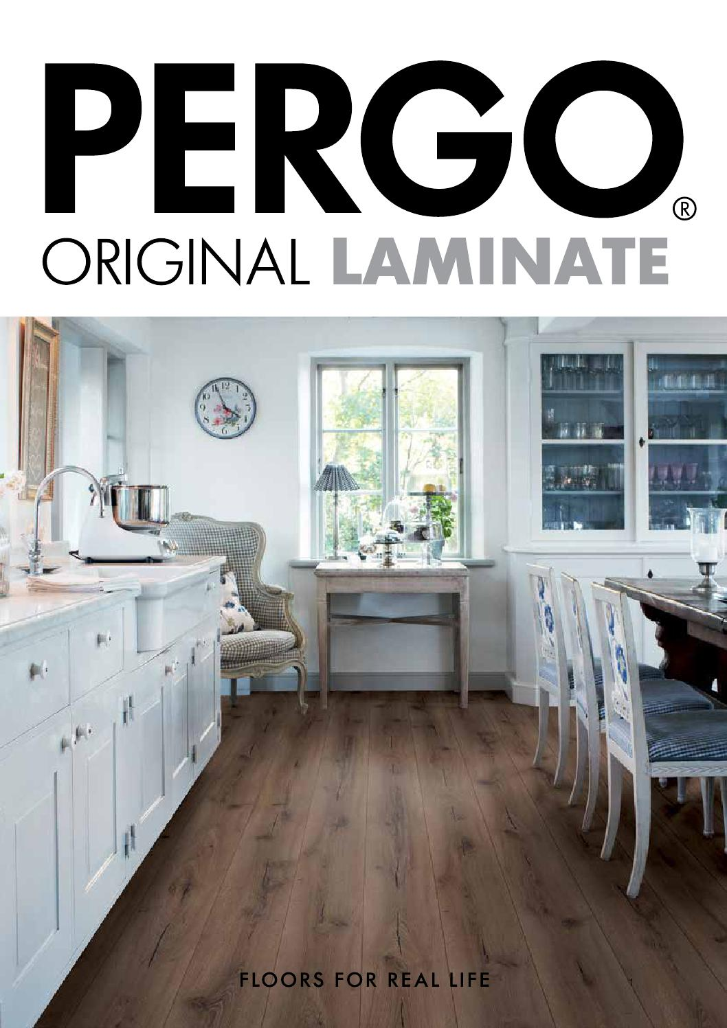 Pergo 2014 Laminate No By Unilin Issuu