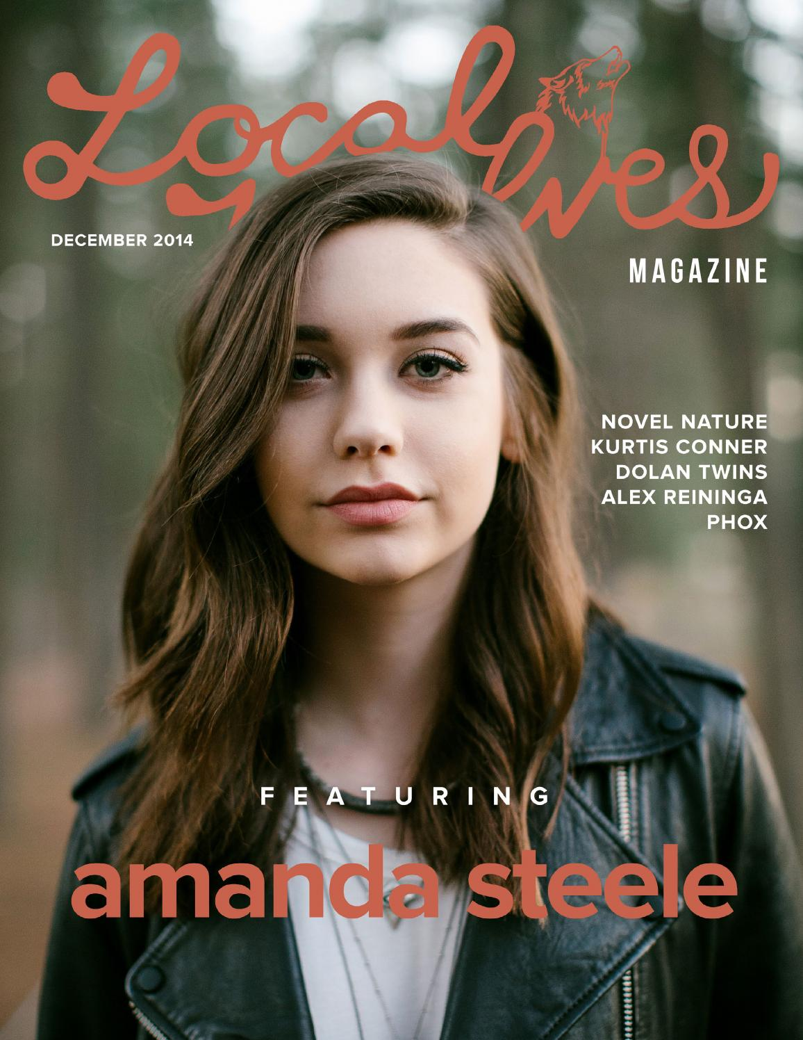 LOCAL WOLVES ISSUE 20 AMANDA STEELE By Local Wolves