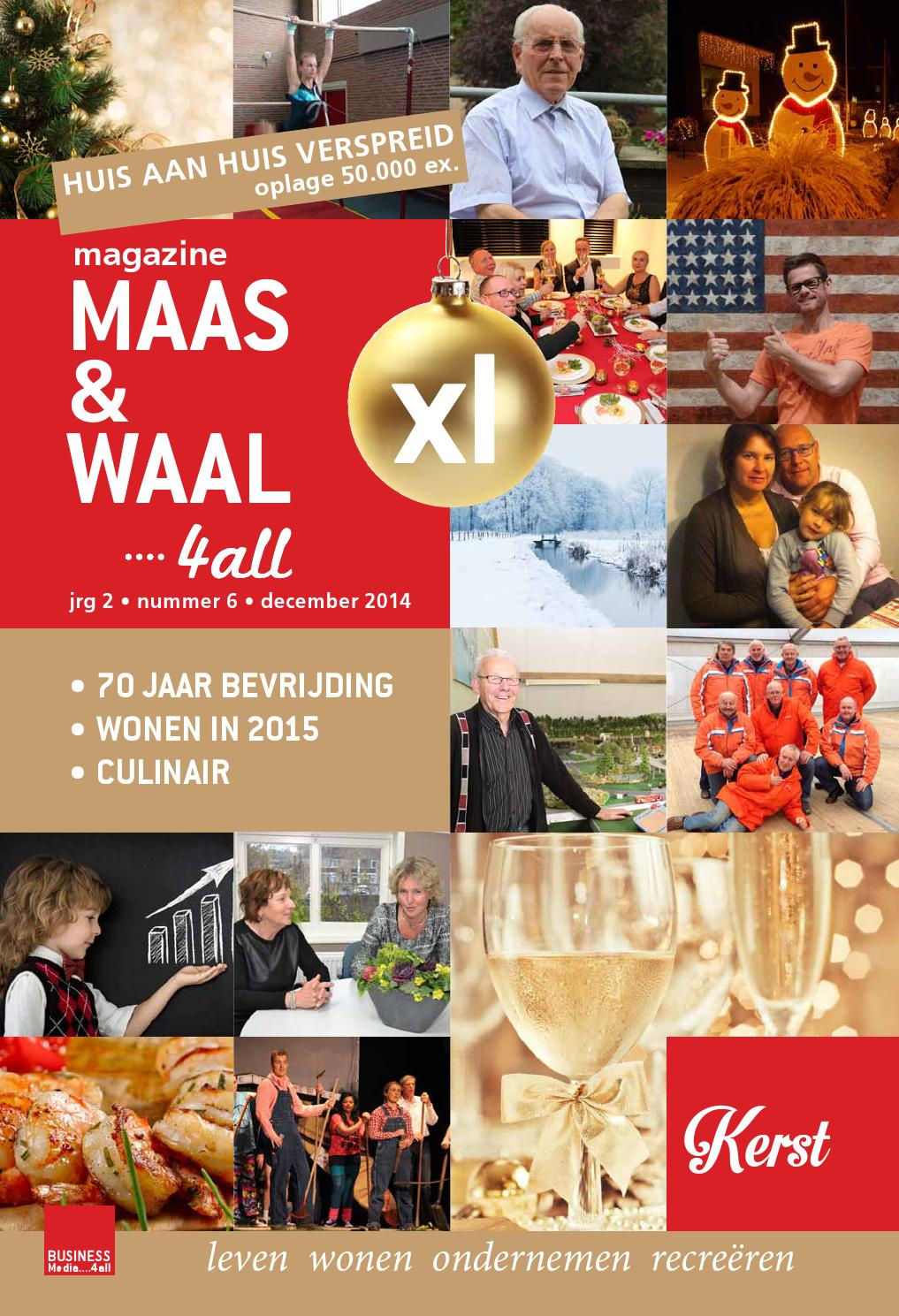 Tiel xl  rivierenland4all maart 2015 by business media....4all   issuu