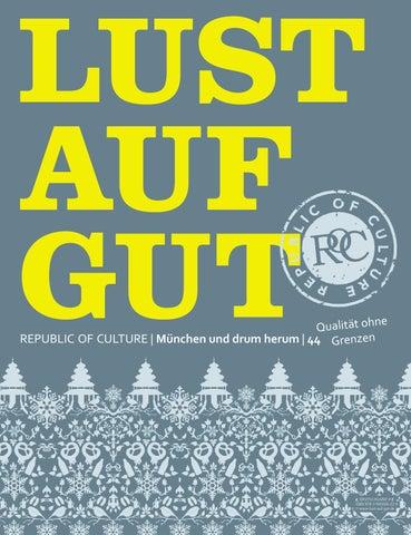 LUST AUF GUT Magazin | München Nr. 44