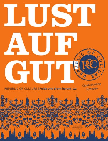 LUST AUF GUT Magazin | Fulda Nr. 42