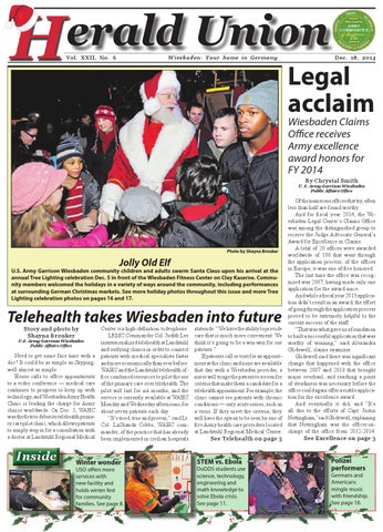 Herald Union, Dec 18, 2014
