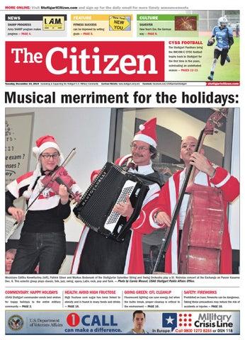 The Citizen - Dec. 23, 2014