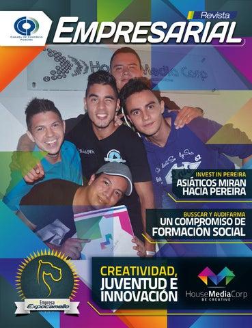Revista Empresarial Edición 4 - 2014