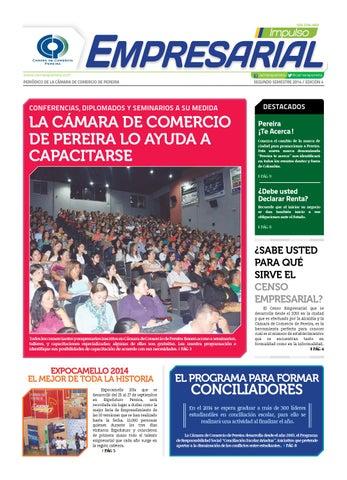 Impulso Empresarial Edición 4 2014
