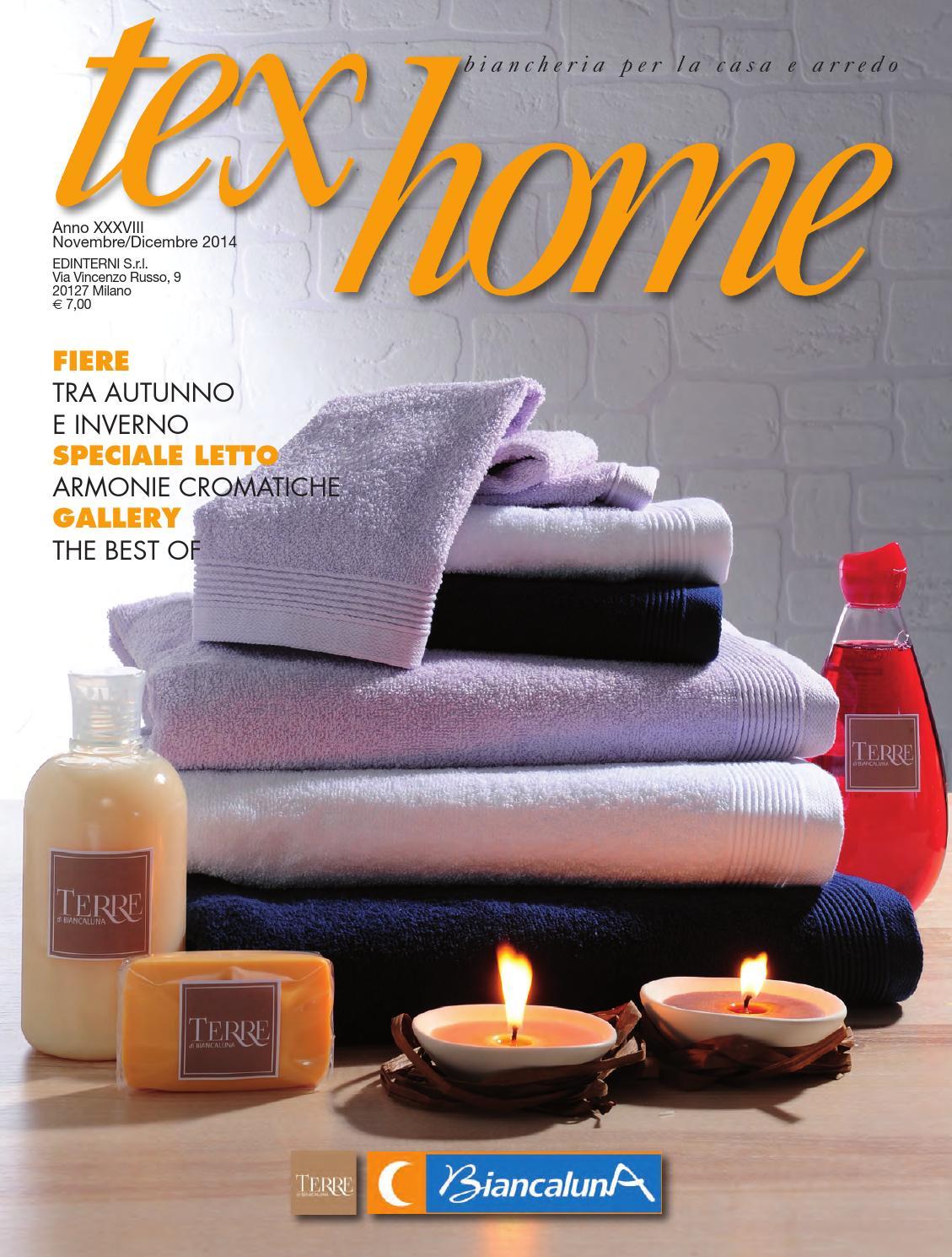 Tex home Novembre-Dicembre 2014 by edinterni srl - issuu