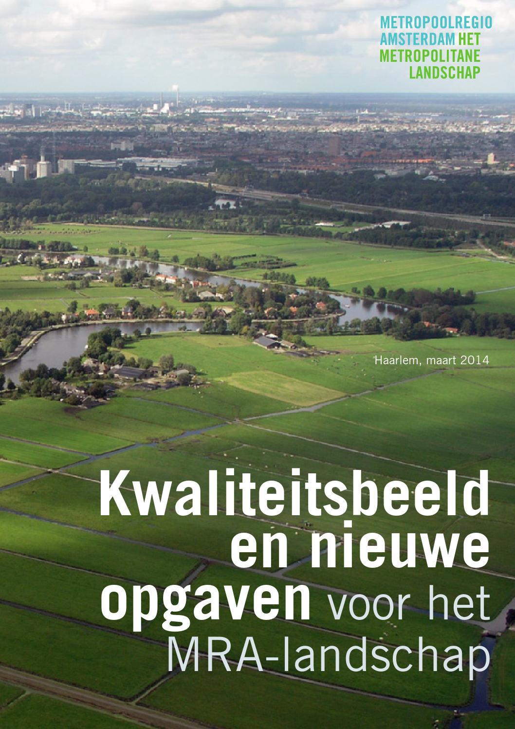 Watervisie amsterdam 2040 (concept) by gemeente amsterdam   issuu