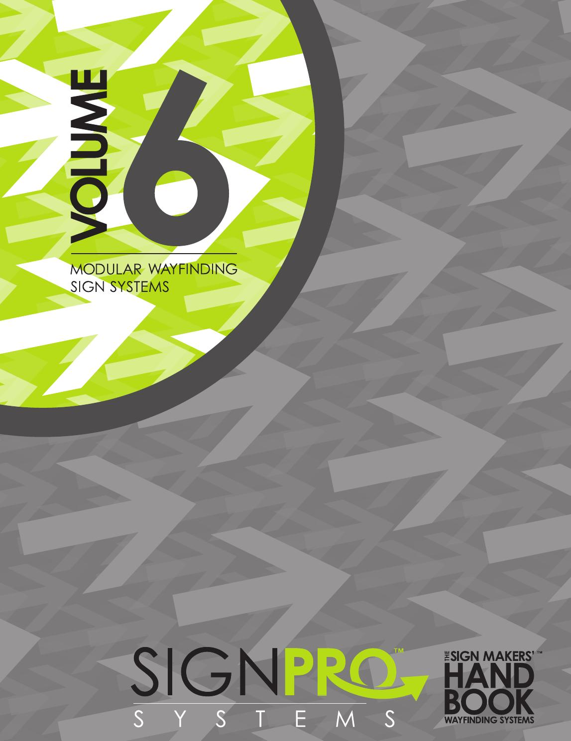 Signpro systems catalog 2016 by orbus exhibit & display group   issuu