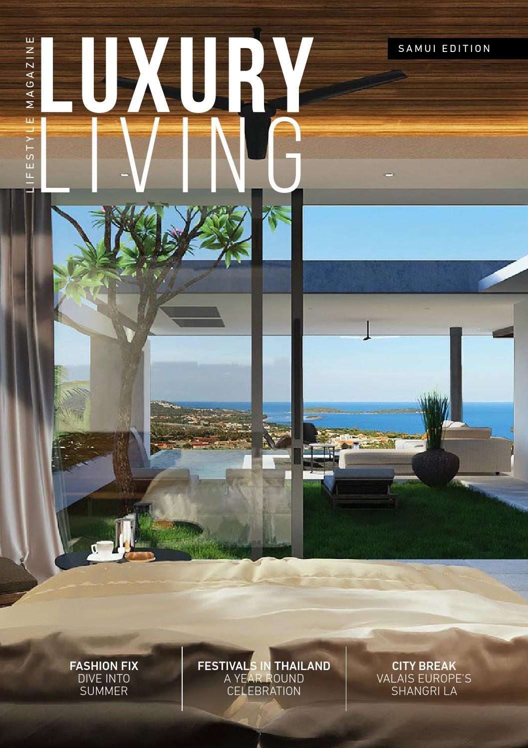 Luxury Living Magazine Issue 5 2015 By Luxury Living Magazine Issuu