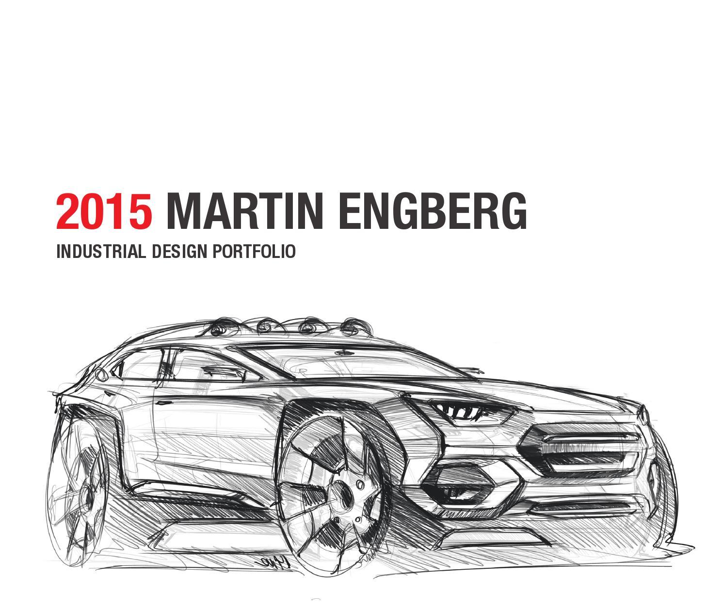 Martins industrial design portfolio 2015 by Martin Engberg - issuu