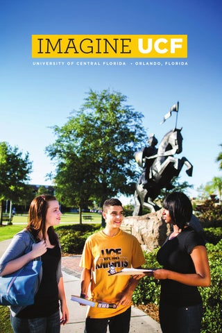 Imagine UCF International Viewbook