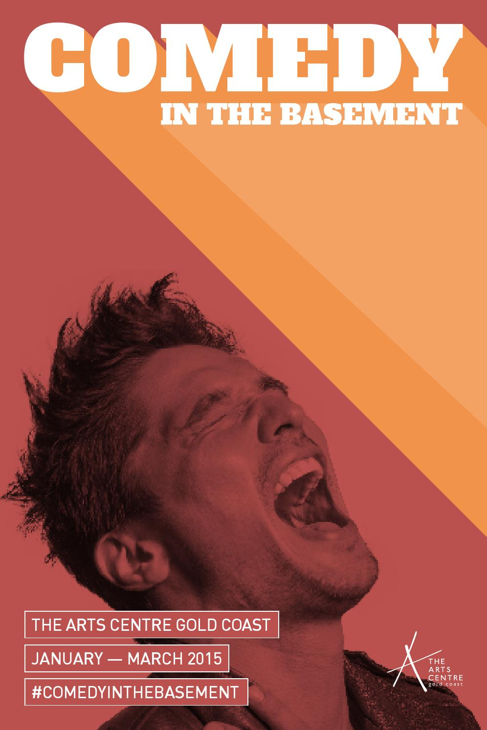2015 comedy in the basement guide january march by the arts