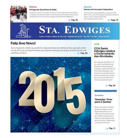 [Jornal Sta Edwiges (Janeiro/2015)]