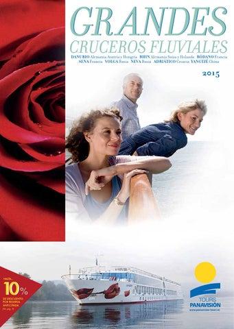 Panavisión Tours Circuitos Grandes Cruceros Fluviales 2015