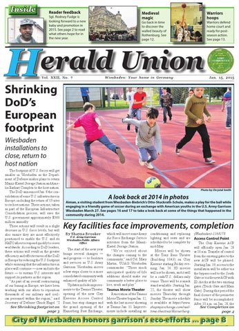 Herald Union, Jan. 15, 2015