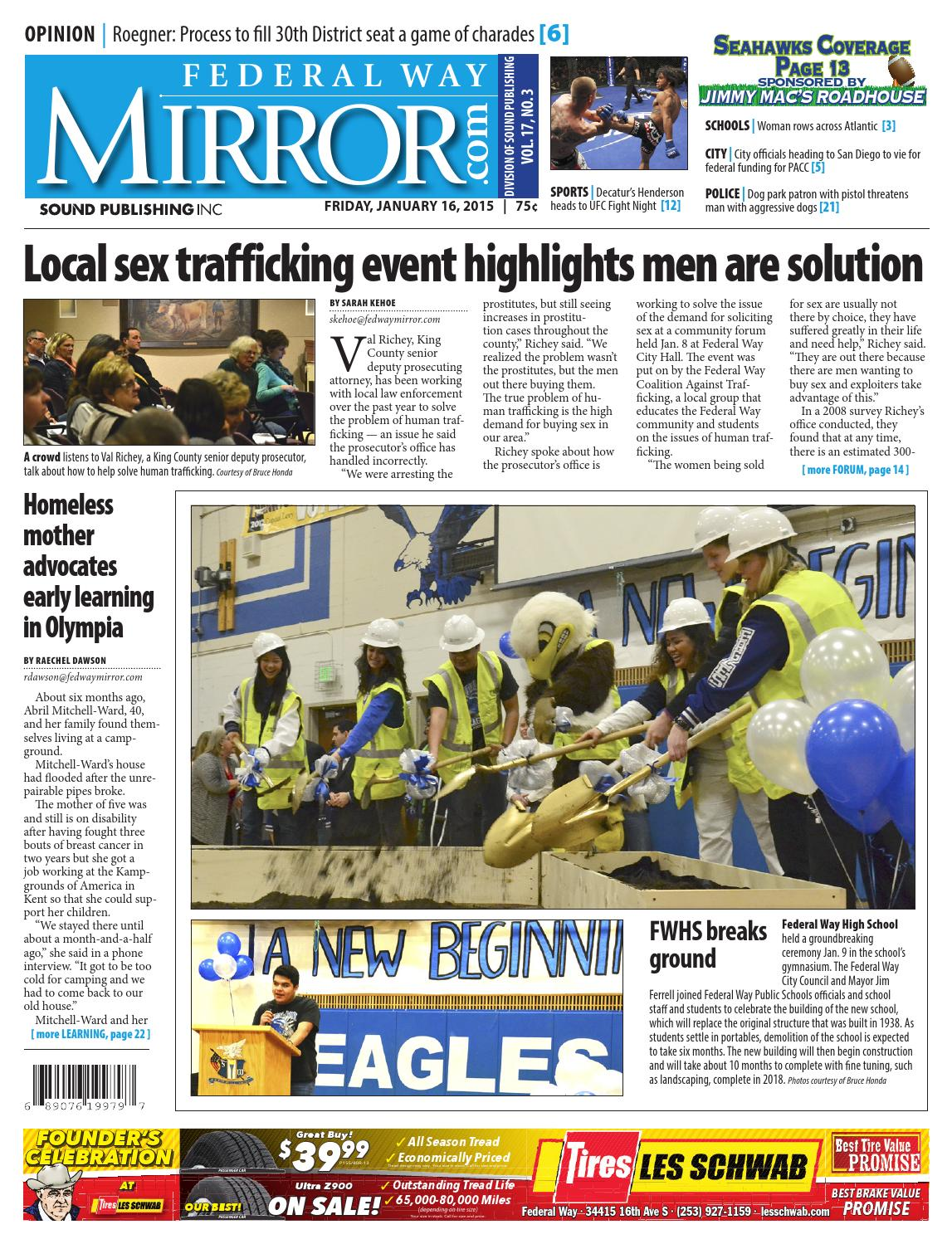 Round Table Federal Way Federal Way Mirror January 16 2015 By Sound Publishing Issuu