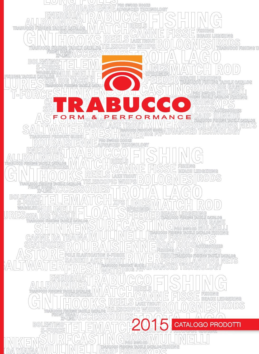 Catalogo trabucco fishing 2015 italia by trabucco fishing for Trabucco arredamenti catalogo