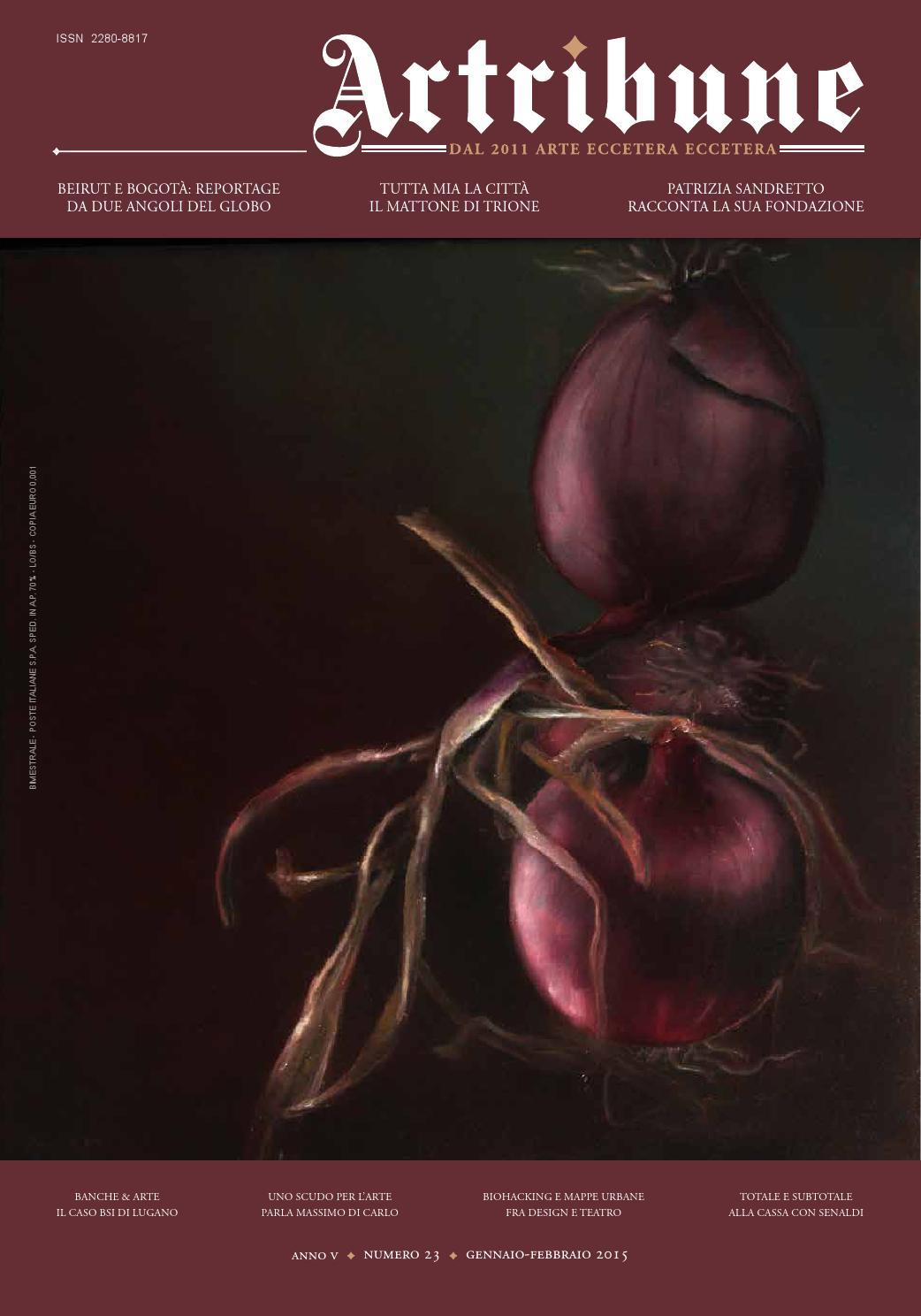 Artribune Magazine #24 by Artribune - issuu