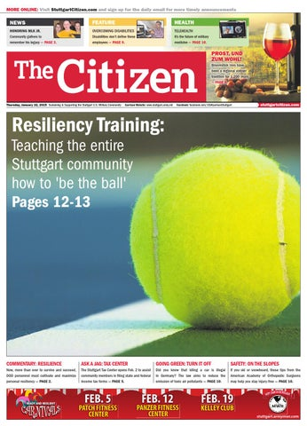 The Citizen - January 22, 2015