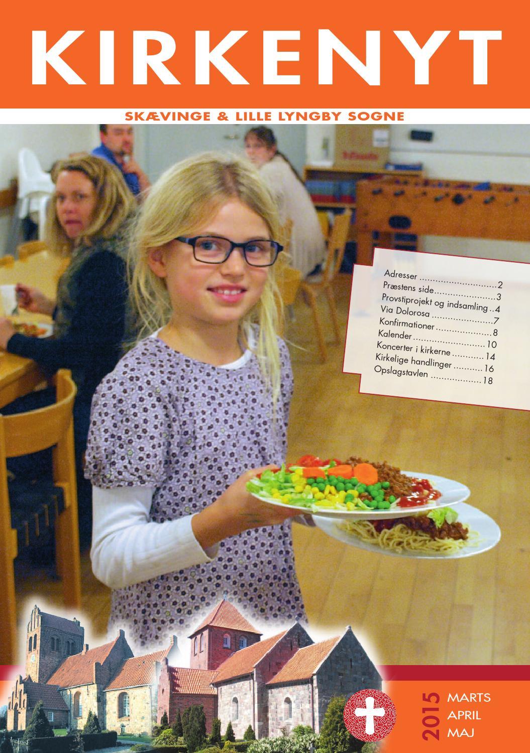 Kirkenyt   skævinge og lille lyngby   nr. 1   2014 by videbæk ...