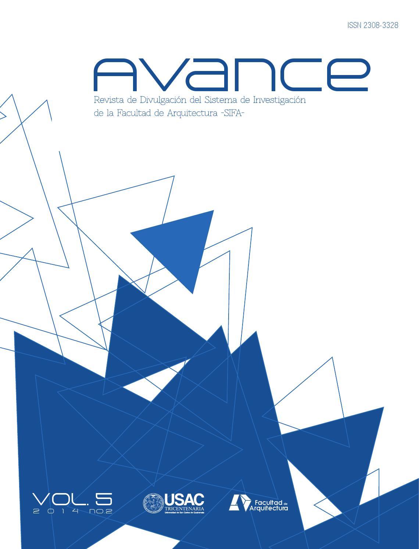 Revista avance 5 by farusac divulgacion issuu for 5 tecnicas de la arquitectura