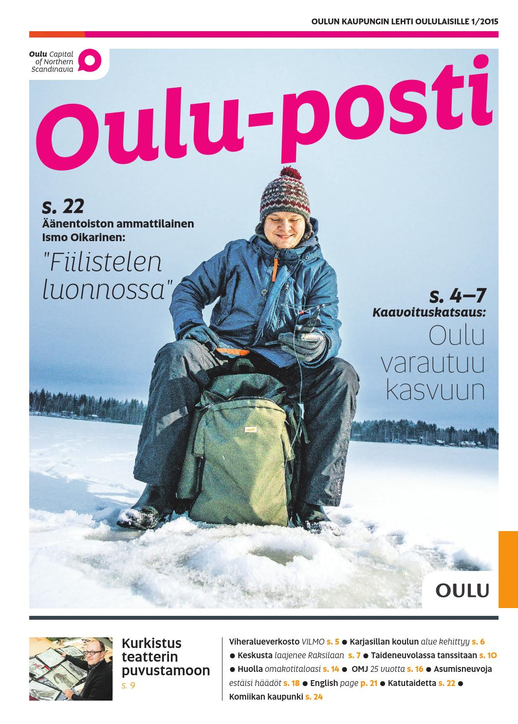 Posti Oulu Keskusta