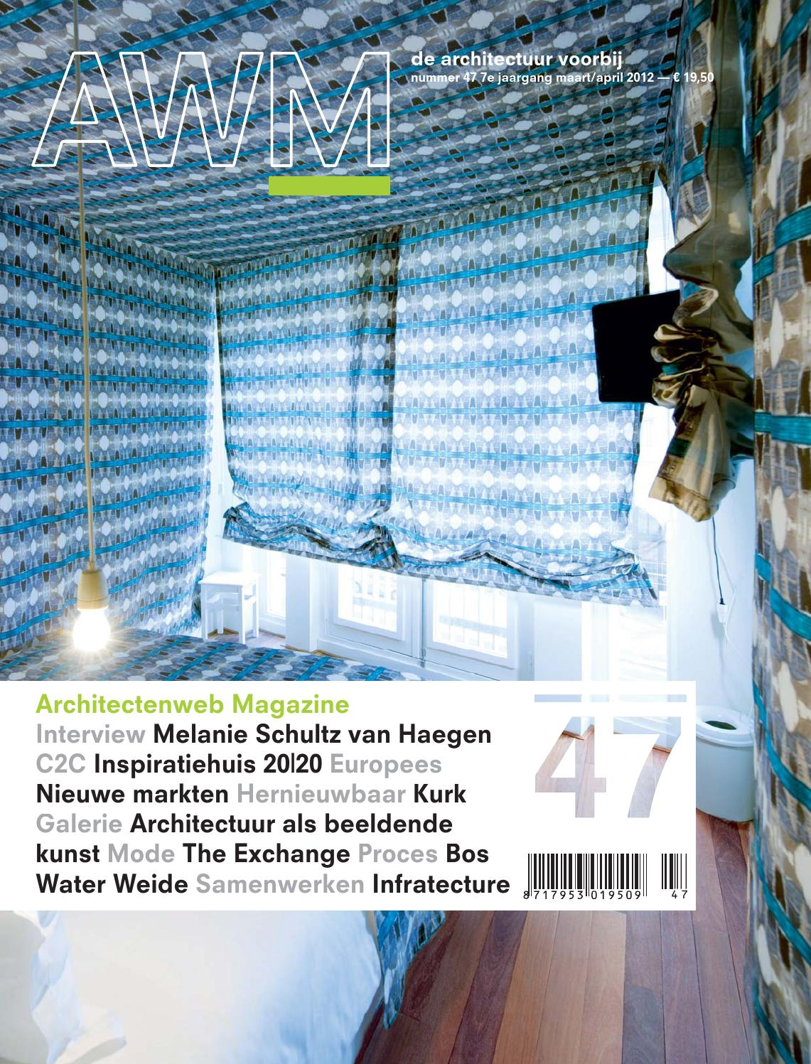 Architectenweb magazine #9 by architectenweb   issuu