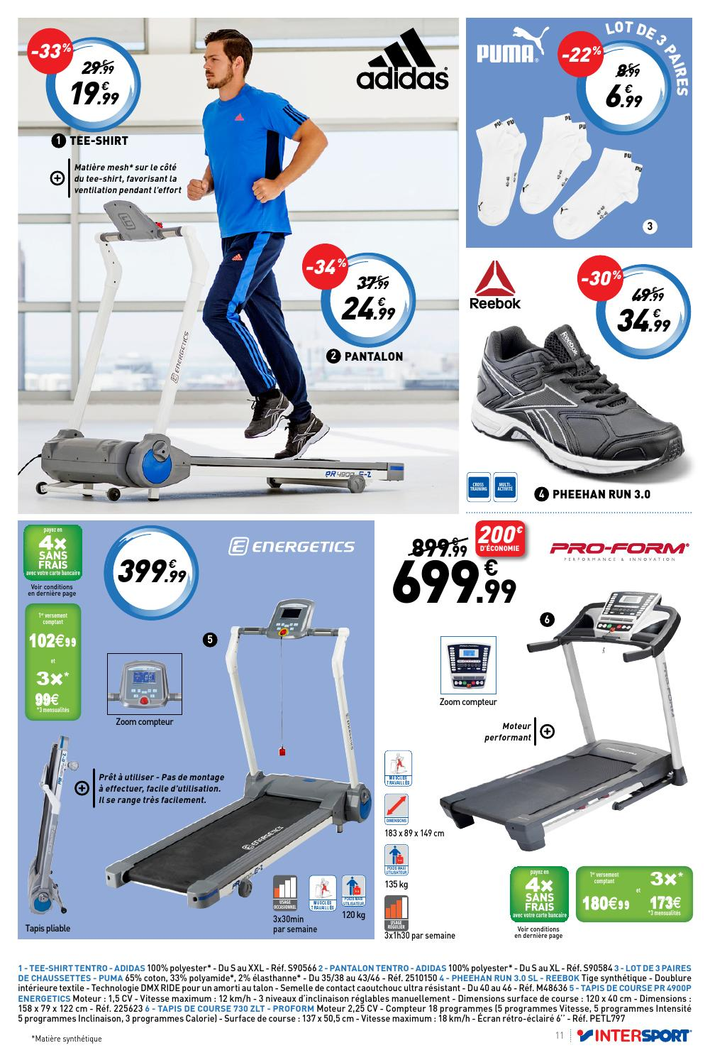 Le Fitness Vous Aller Adorer Intersport By Intersport France Page 11 Issuu