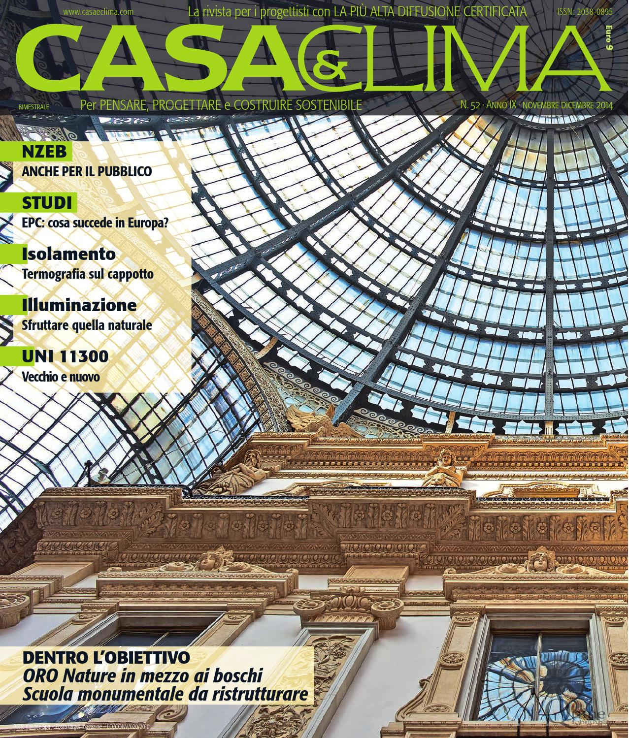 CASA&CLIMA N°57 by Quine Business Publisher - issuu