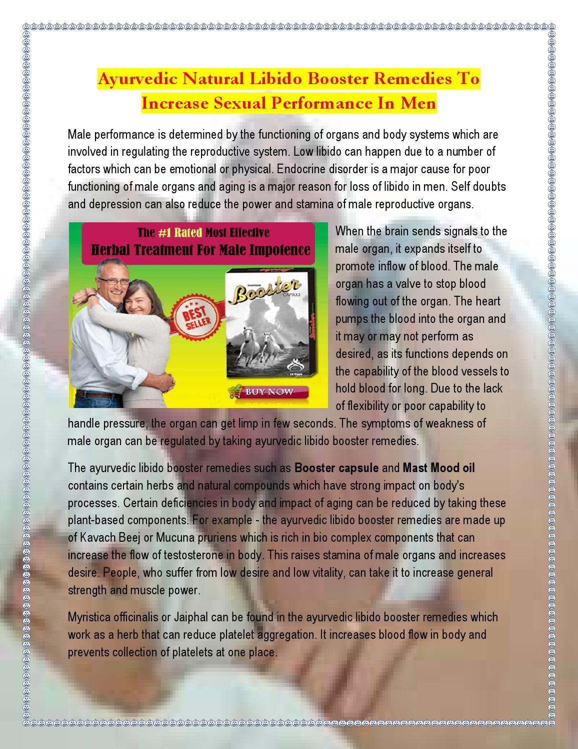 Ayurvedic Natural Libido Booster Remedies To Increase -3105