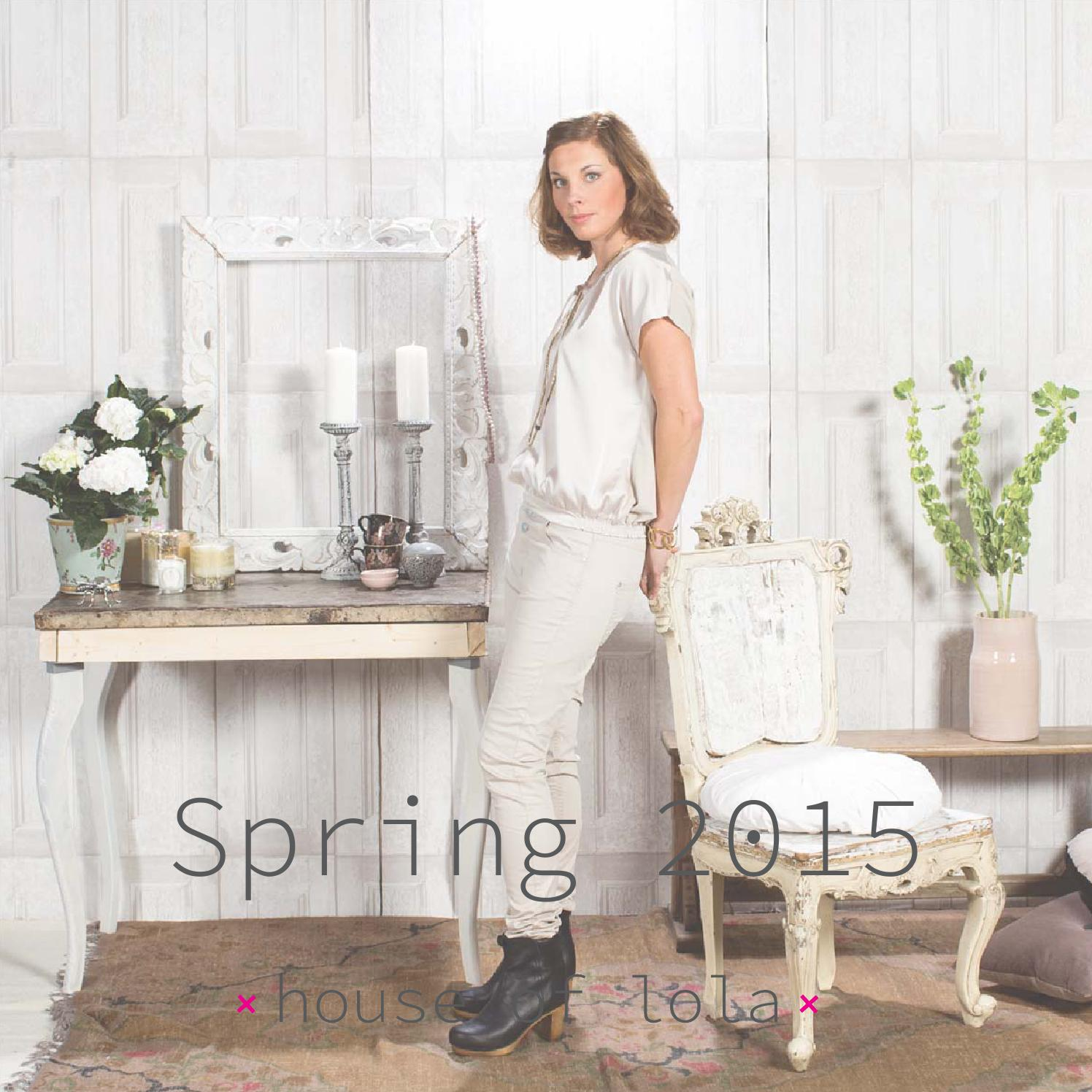 Look Book Spring 2015 by house of lola - issuu