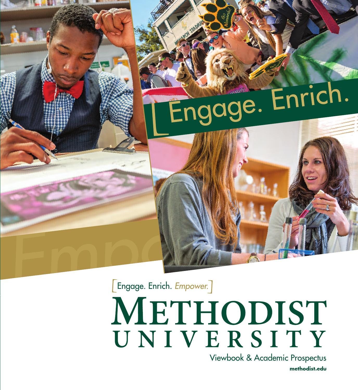methodist university viewbook by methodist university issuu