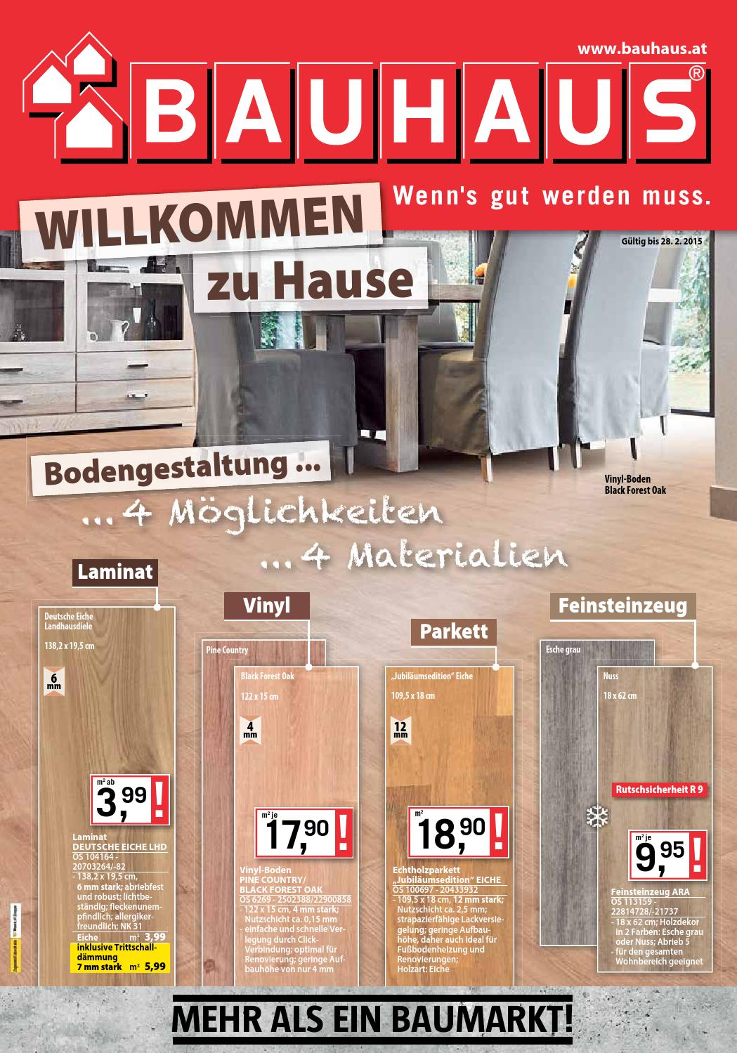 Bauhaus angebote 3 28feber2015 by issuu - Bauhaus regensburg angebote ...