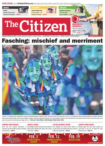 The Citizen - February 5, 2015