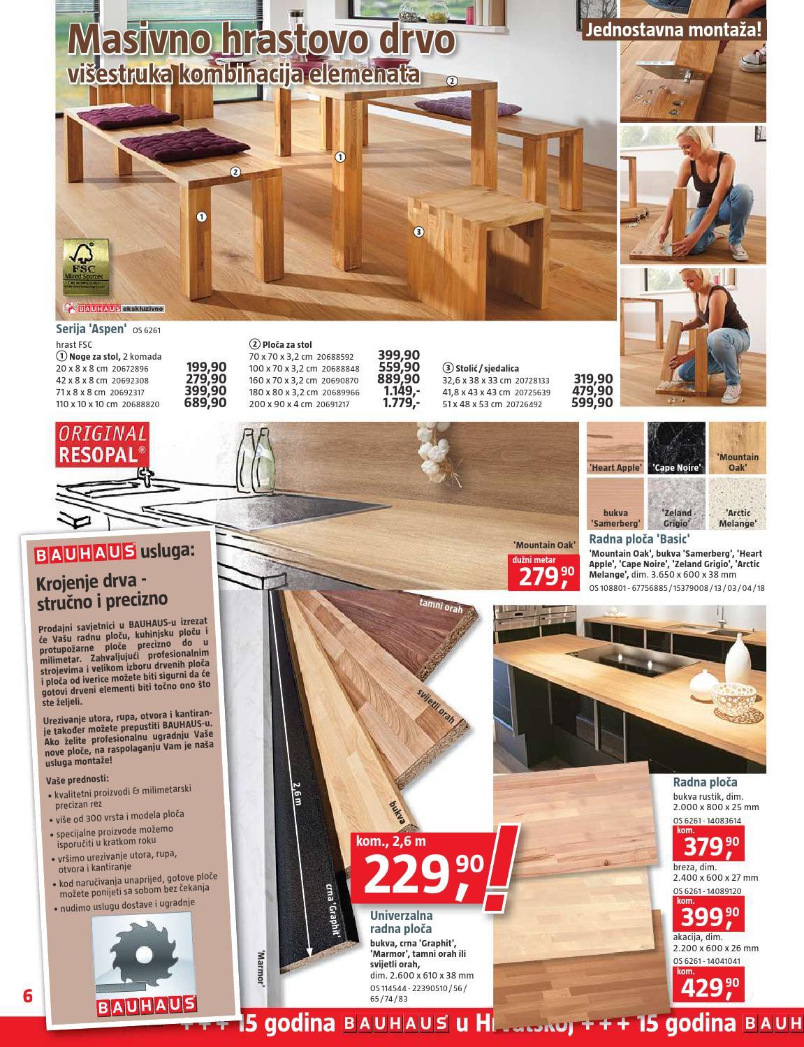 bauhaus katalog velja a 2015 by katalozi akcije popusti nagradne igre page 6. Black Bedroom Furniture Sets. Home Design Ideas
