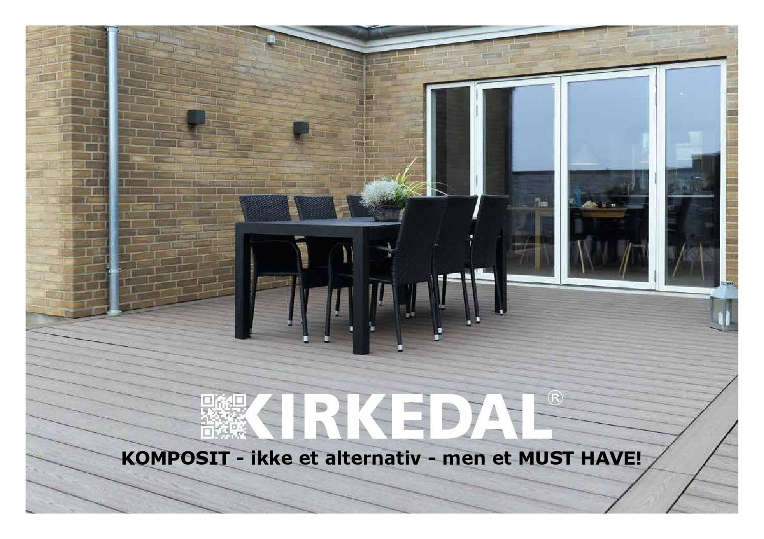 Kirkedal Komposit Katalog by TreeTops - issuu