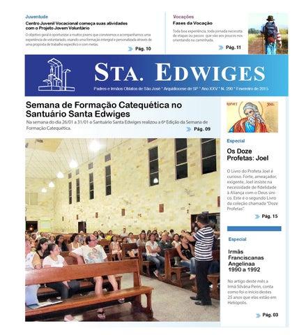 [Jornal Sta Edwiges (Fevereiro/2015)]
