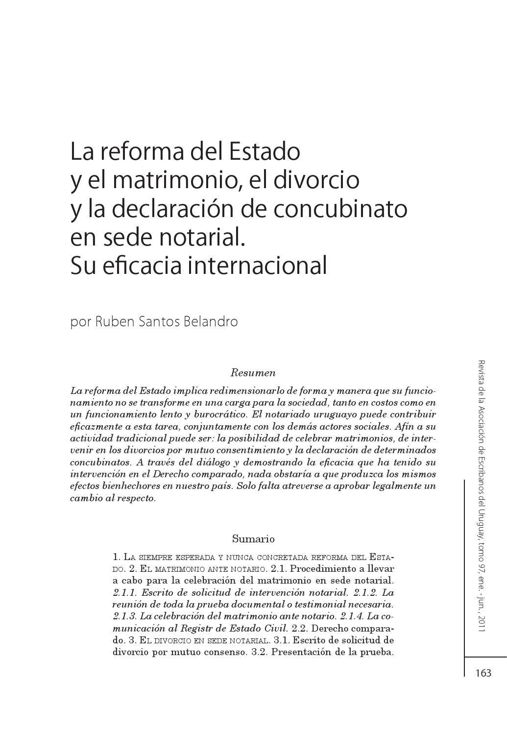Matrimonio Y Concubinato : Matrimonio divorcio y declaración de concubinato by