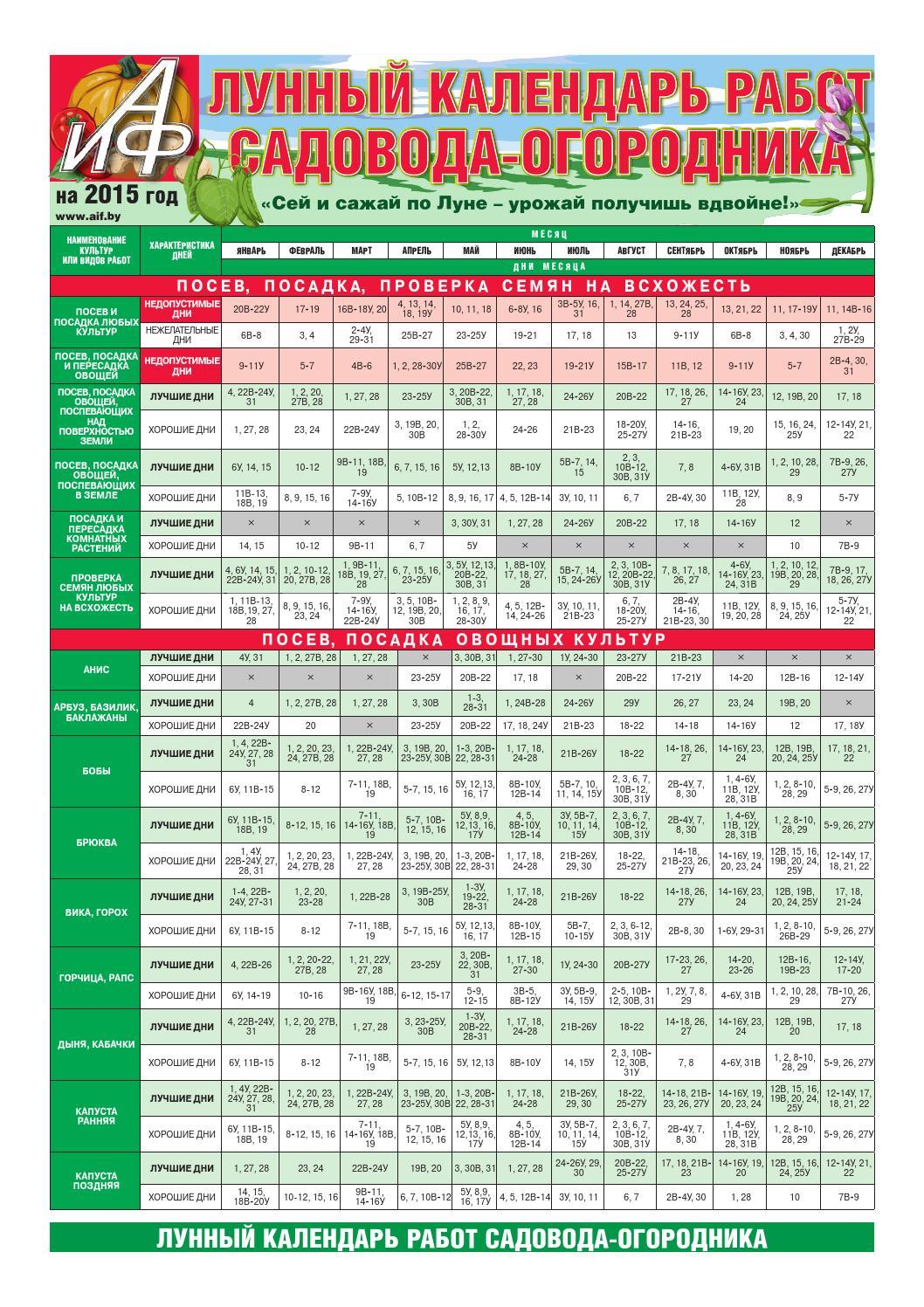 Календарь фаз луны на ноябрь 2013