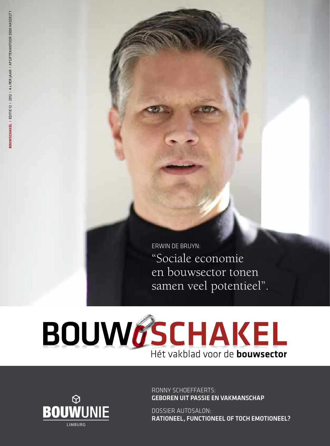 Bouwschakel editie 12 by davy maesen   issuu