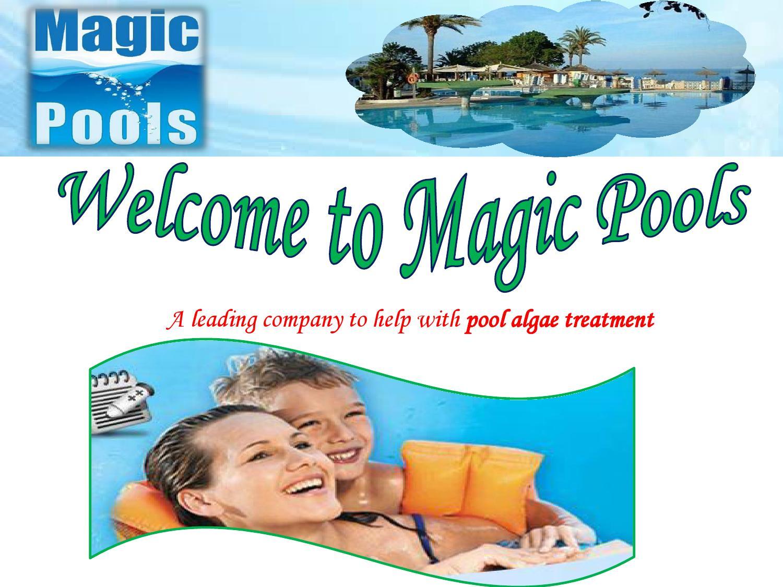 Pool Cleaning Tips Algae By Magic Pool By Elenajames Issuu