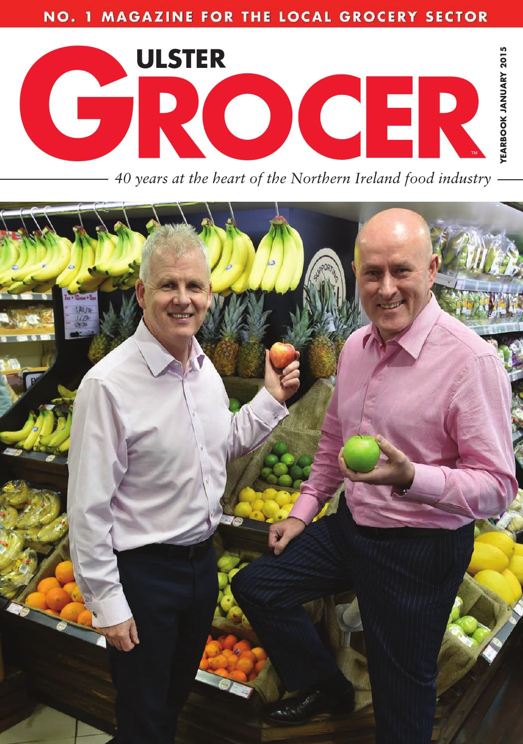 Ulster Grocer by Karen Donnelly - issuu