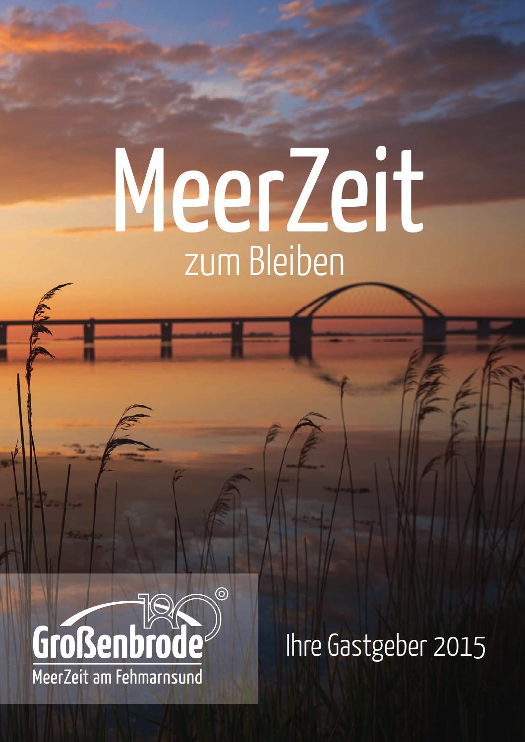 Carolinensiel-Harlesiel Gastgeberverzeichnis 2015 by Ostfriesland ...