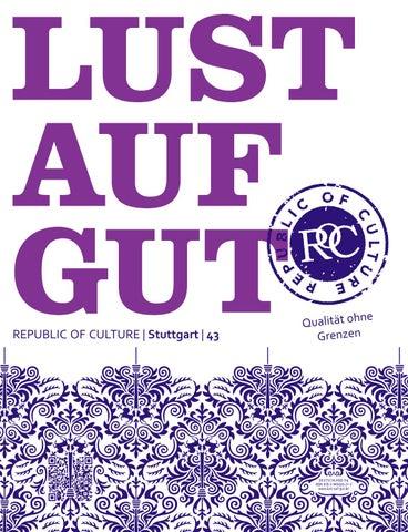 LUST AUF GUT Magazin | Stuttgart Nr. 43