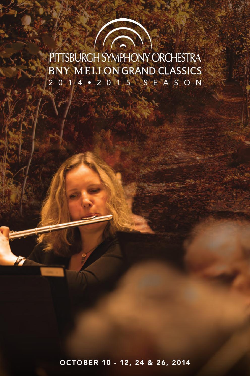 2014-2015 BNY Mellon Grand Classics - October 10-26, 2014 by ...