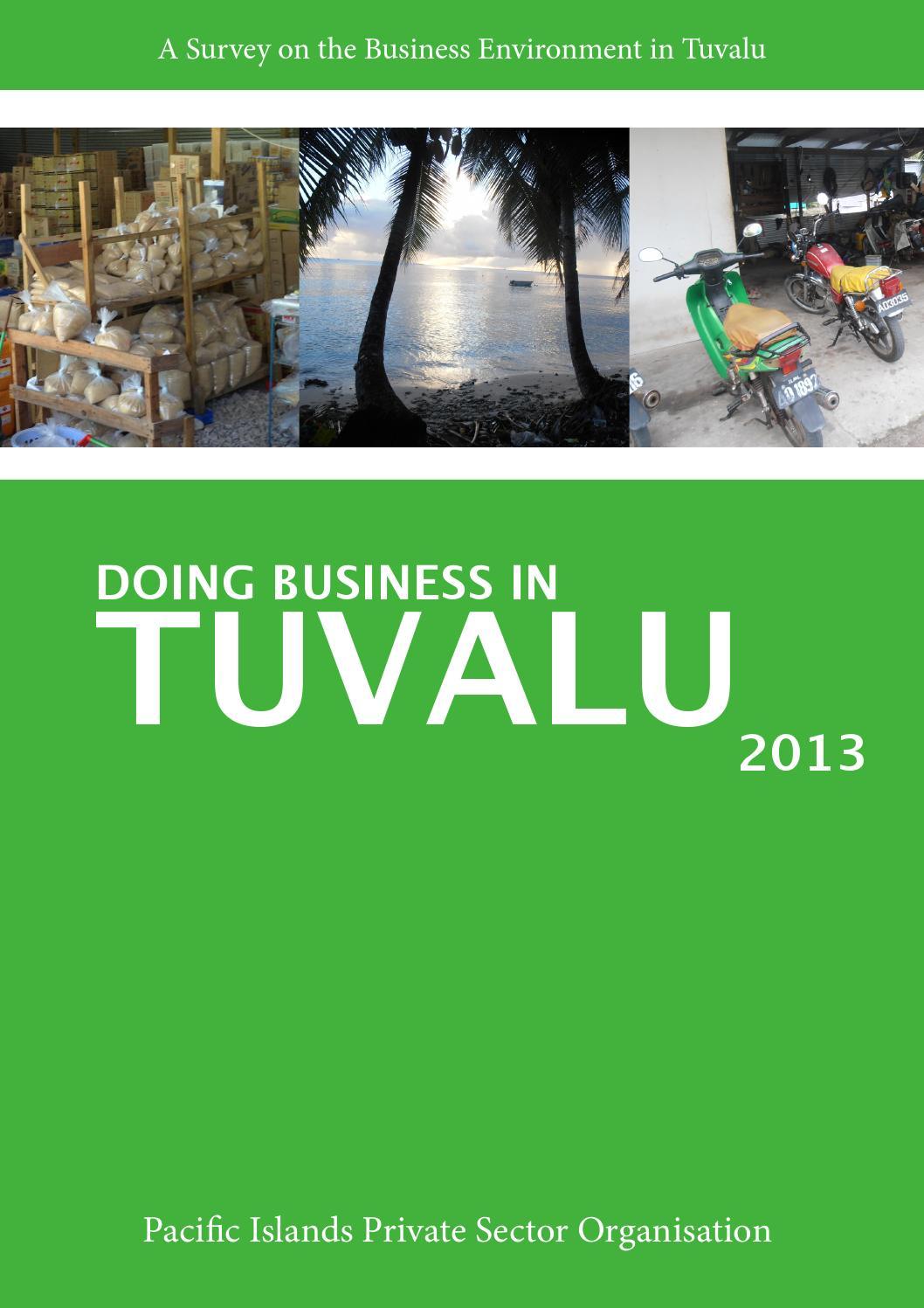 Pacific Islands Economic Status