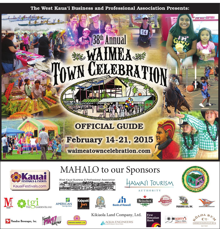 Waimea Town Celebration By The Garden Island Newspaper Issuu