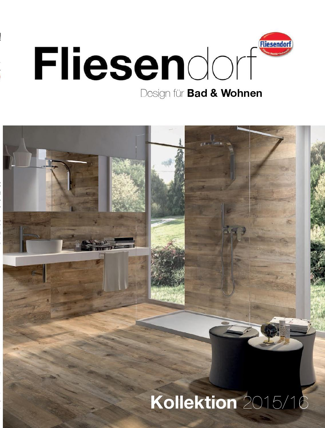 Fliesendorf kollektion 2015 2016 by issuu for Boden trends 2016